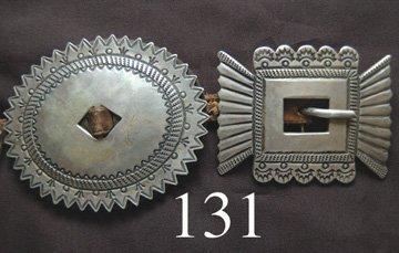 131: CONCHO BELT