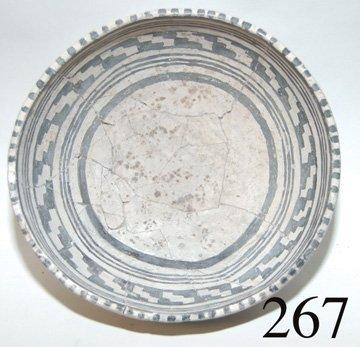 267: MESA VERDE POTTERY BOWL