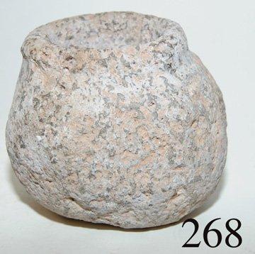 268: ANASAZI STONE BOWL