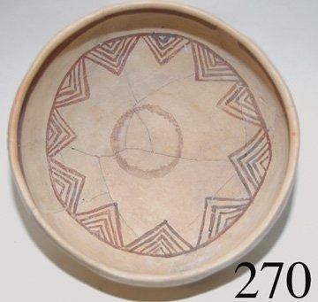 270: JEDDITO POTTERY BOWL