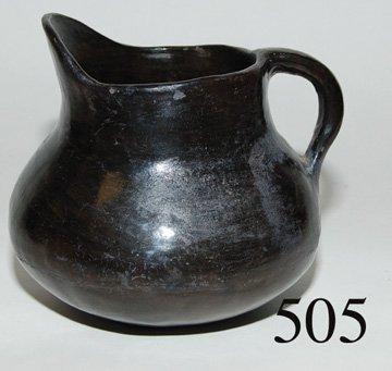 505: SAN JUAN POTTERY PITCHER