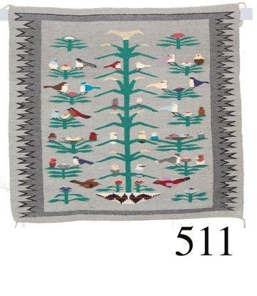 511: NAVAJO TEXTILE