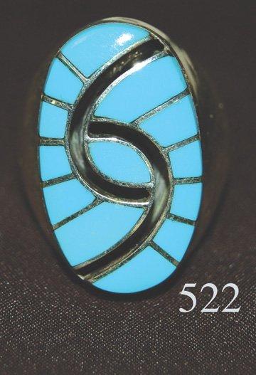 522: ZUNI RING