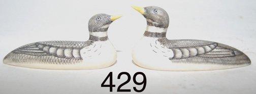 429: ESKIMO BIRDS