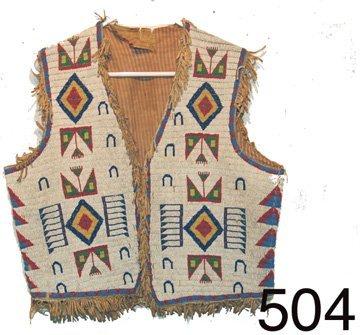 504: SIOUX VEST