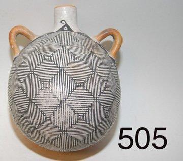505: ACOMA POTTERY CANTEEN