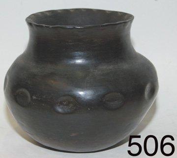 506: SAN JUAN POTTERY BOWL