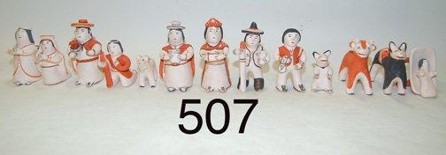 507: NATIVITY SET