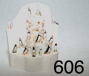 606: ESKIMO SCULPTURE