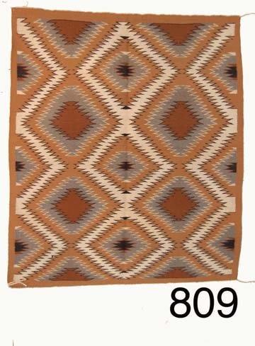 809: NAVAJO TEXTILE