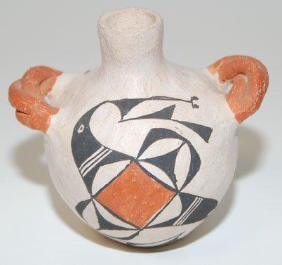 8: ACOMA POTTERY JAR