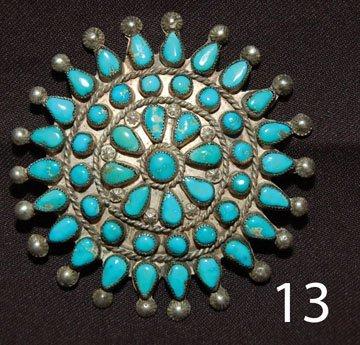13: ZUNI PIN