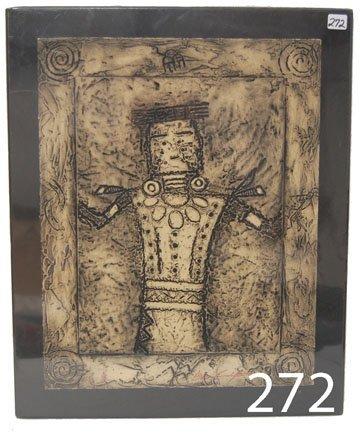272: HOPI LITHOGRAPH