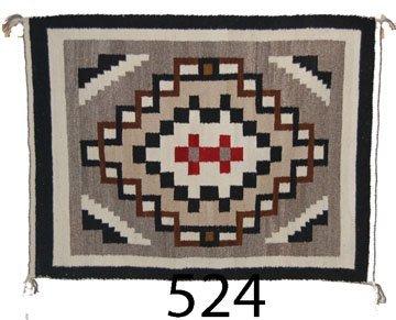 524: NAVAJO TEXTILE