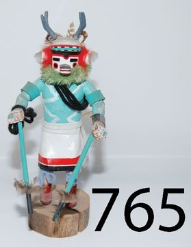 765: HOPI KACHINA