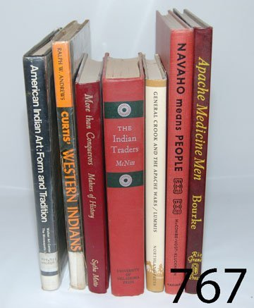 767: COLLECTION OF BOOKS