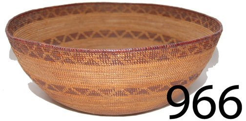 966: TULARE BASKETRY BOWL