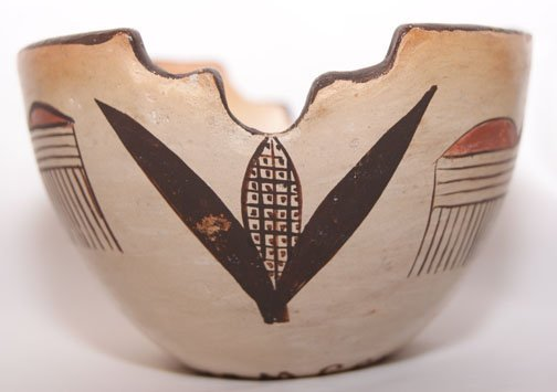 258: HOPI POTTERY BOWL