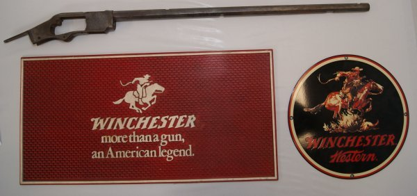 513: MISCELLANEOUS WINCHESTER ITEMS