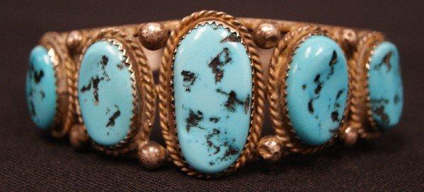 1: Navajo Bracelet
