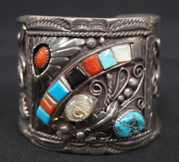 2: Navajo Cuff Bracelet