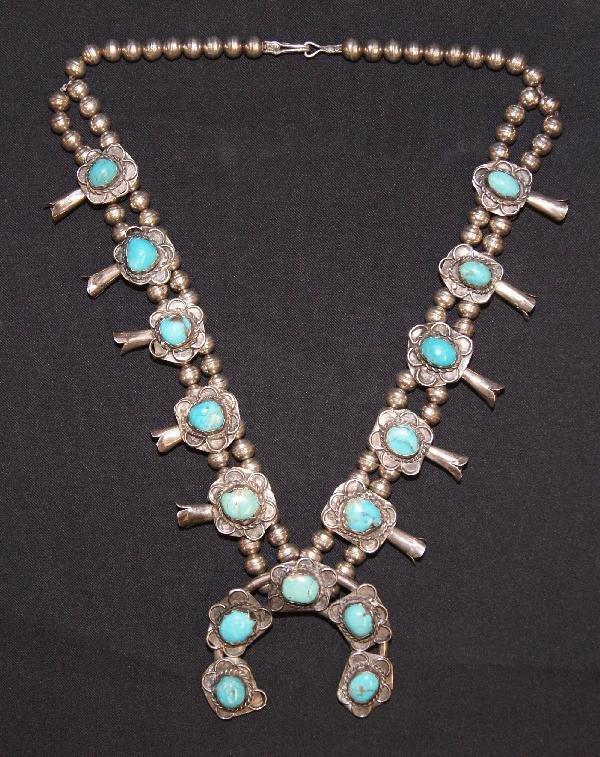 3: Navajo Necklace