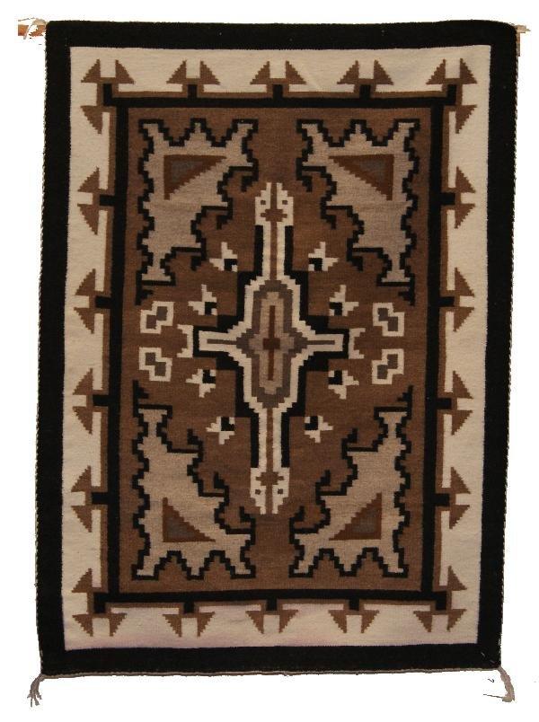 7: Navajo Textile
