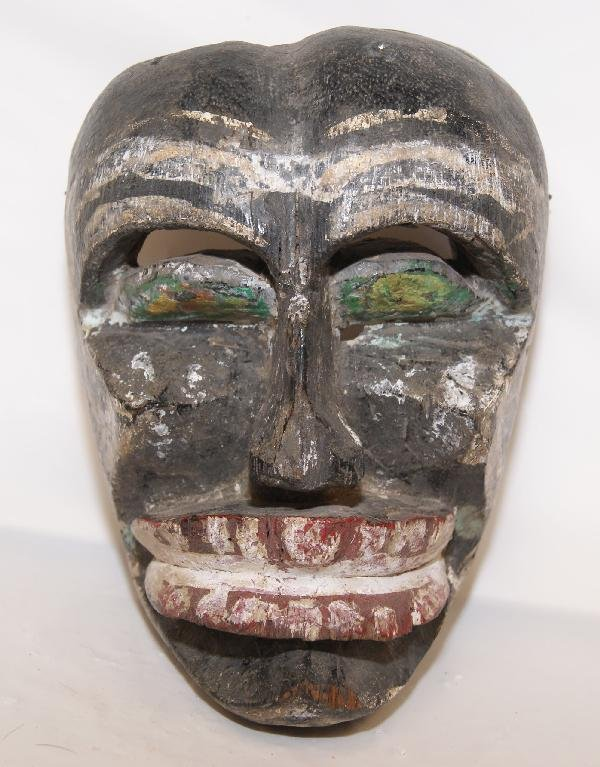 11: Mexican Mask