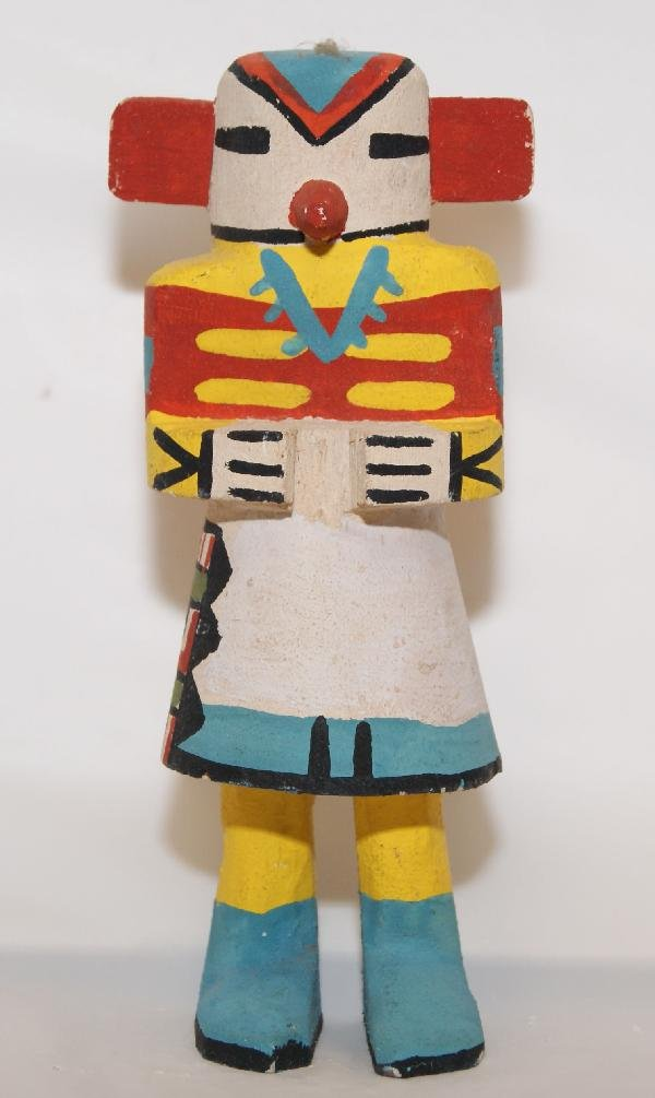 15: Hopi Kachina
