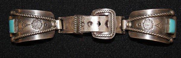 23: Navajo Watchband