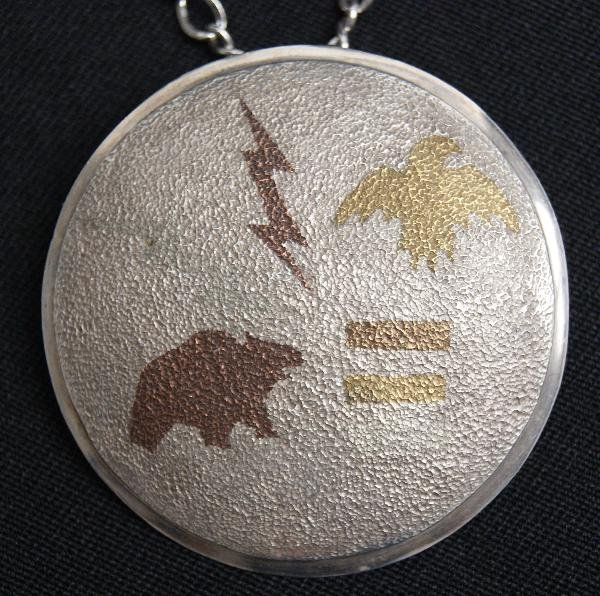 3: Navajo Pendant Necklace