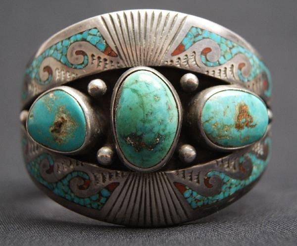 5: Navajo Bracelet