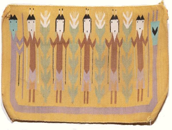 10A: Navajo Textile