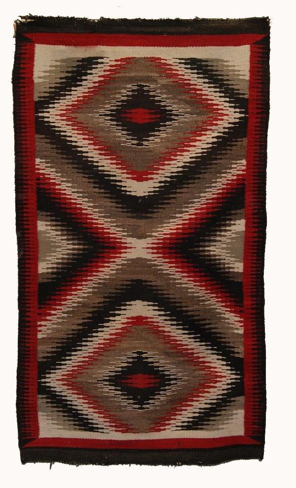 11: Navajo Textile