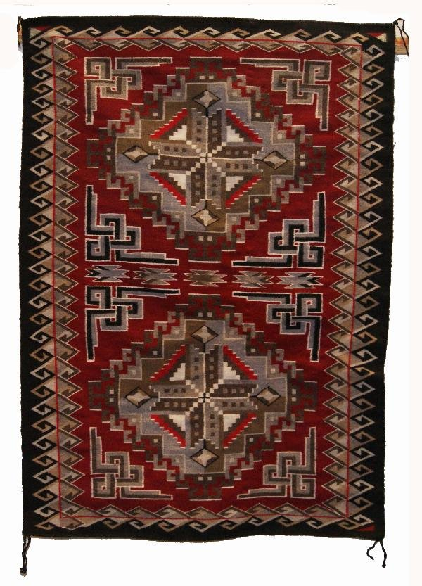 12: Navajo Textile