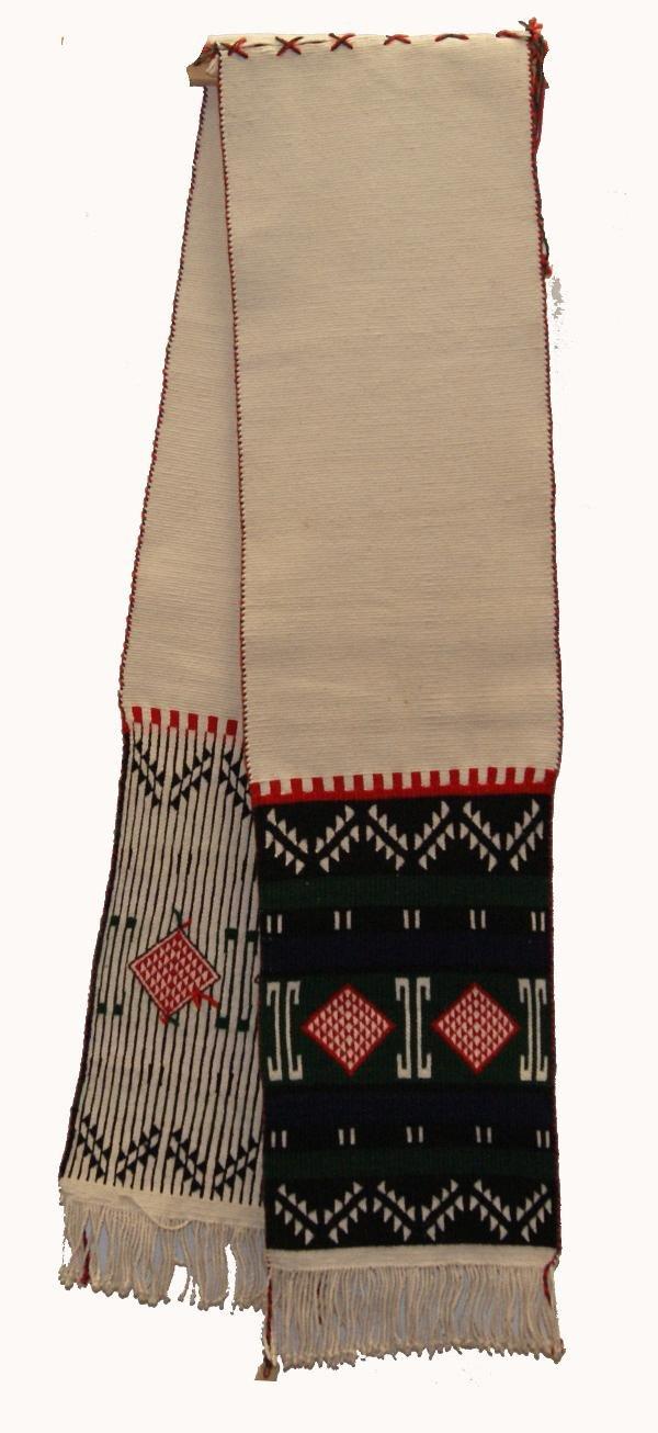 13: Hopi Dance Sash