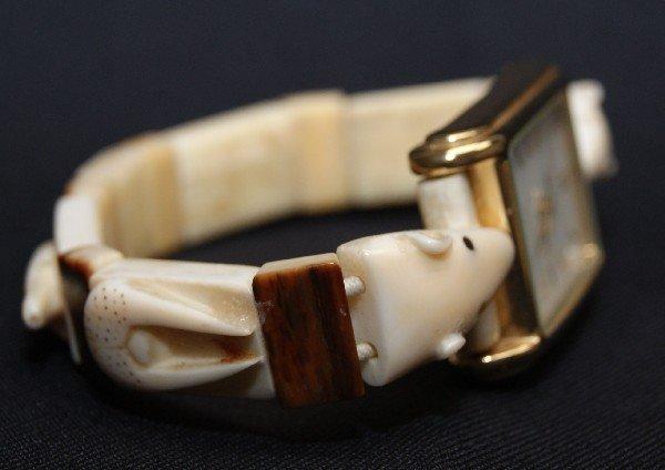 17: Eskimo Watchband