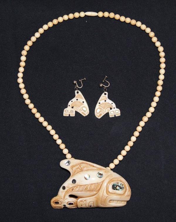 19: Cherokee Pendant Necklace