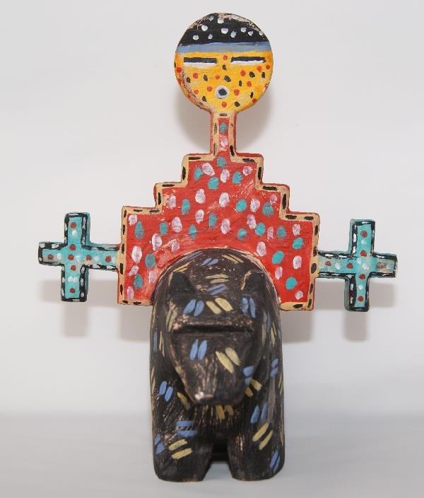 254: Hopi Sculpture
