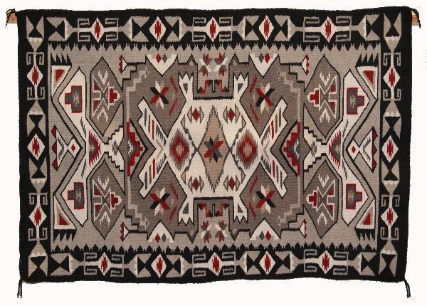 257: Navajo Textile