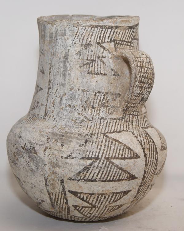 264A: Chaco Canyon Pottery Pitcher