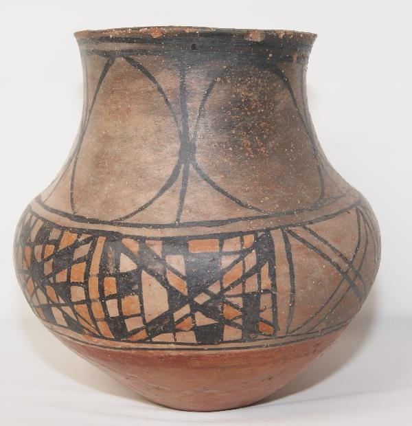 268: San Ildefonso Pottery Jar