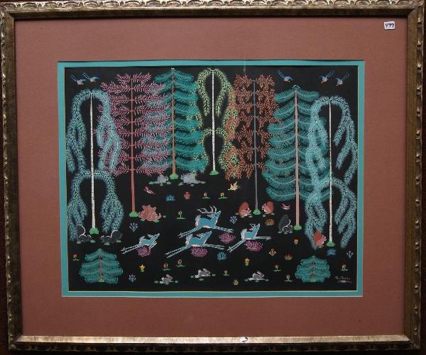 499: Taos Painting