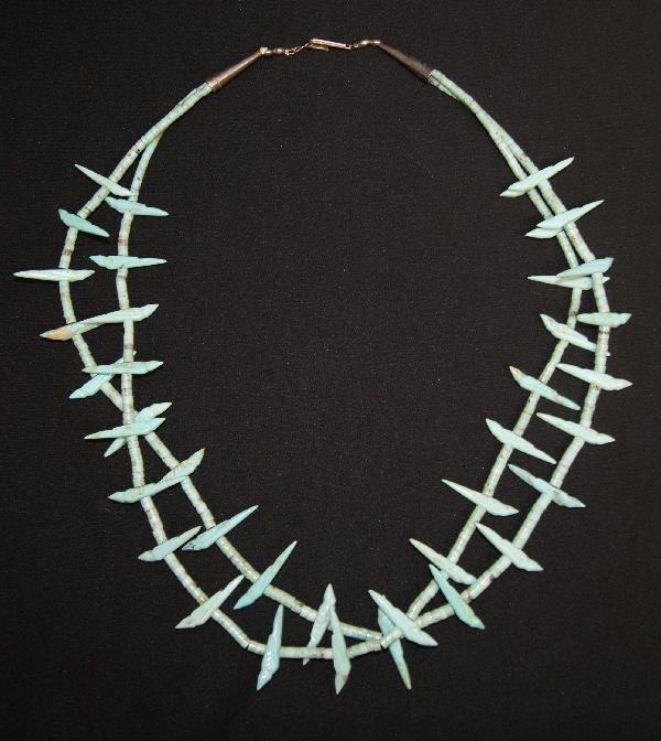508: Zuni Necklace