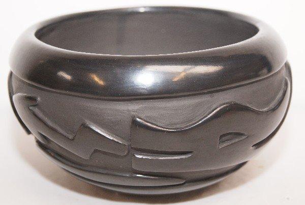 515: Santa Clara Pottery Bowl