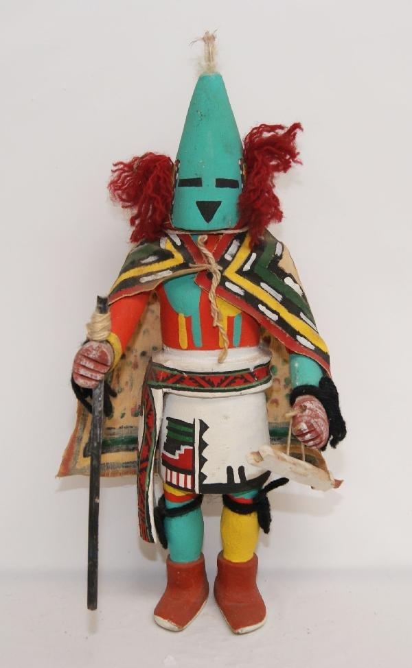 518: Hopi Kachina