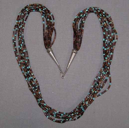 21: PUEBLO NECKLACE