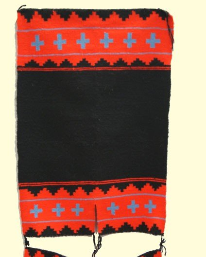 22: NAVAJO DRESS