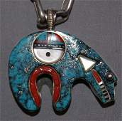 675 NAVAJO NECKLACE