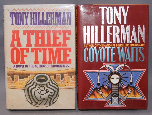 12: TWO WESTERN BOOKS